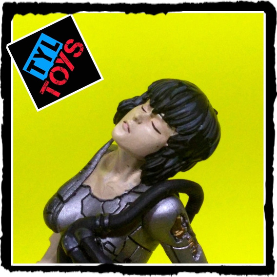 Ghost In The Shell 2001 Motoko Usanagui Figura Sin Base