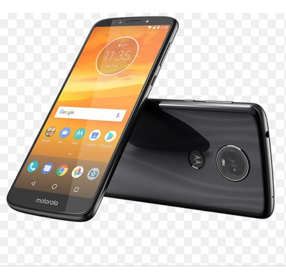 Celular Motorola Moto E 5 Plus. Memoria Interna De 32gb