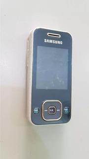 Celular Samsung F 250 Para Retirar Peças Os 11243