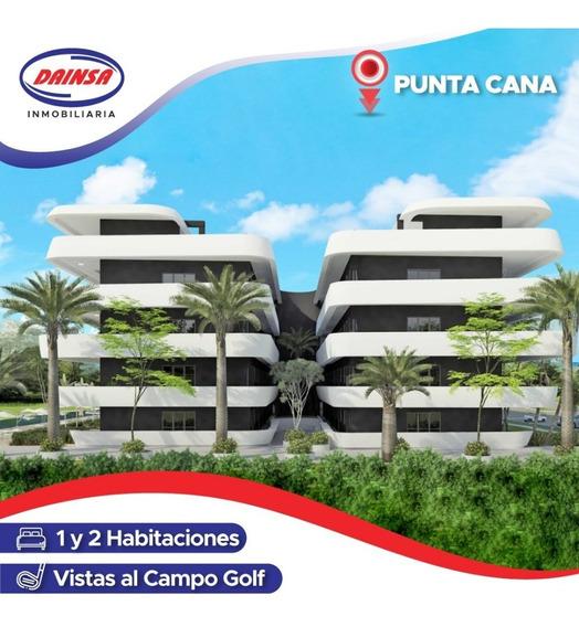 Departamento En Venta En Punta Cana Bavaro Desde Us$165.000