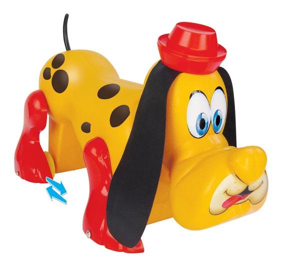 Brinquedo De Puxar Para Bebê Cachorro Billy Dog Mercotoys