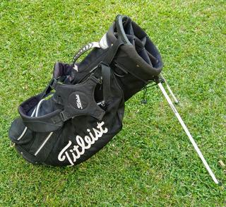 Bolsa De Golf Titleist Usada 6 Divisiones 6 Bolsillos