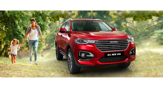 Haval All New H6 Intelligent At 2.0 Turbo