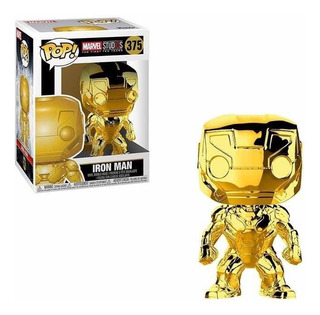 Figura Funko Pop 375 Marvel Ms - Iron Man Oferta!