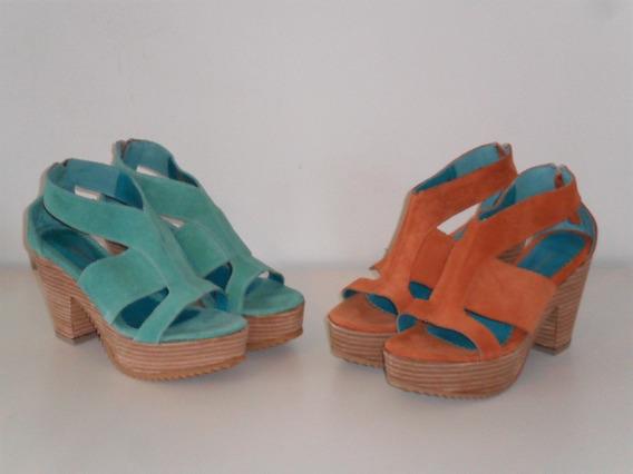 Zapatos Plataforma Coleccion Primavera / Verano 2018.19