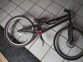 Bicicleta De Trial Armada