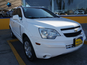 2009 Chevrolet Captiva Sport C 6 Cil 3.6 Lts Color Blanco