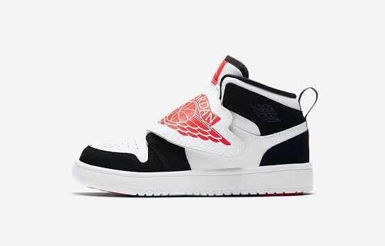 Kids Jordan 1 Sky Infrared 21 Cm Nike Lebron Kyrie Kobe Nba