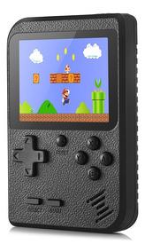 Consola Jogos Portátil 400 Jogos Clássicos Incorporados