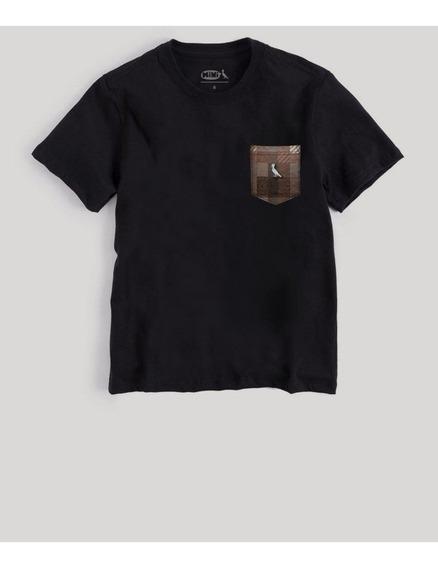 Camiseta Mini Bolso Xadrez Quadrilha Reserva Mini