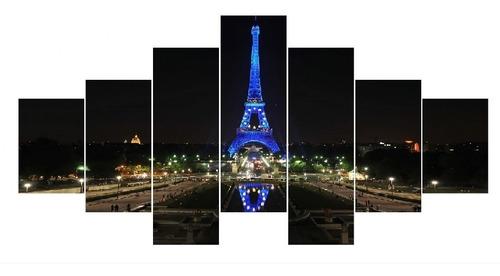 Torre Eiffel Cuadros Decorativos Grandes