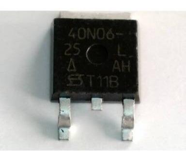 Kit 20x Mosfet Sud 40n06-25l 40n06 25 L Novo Original