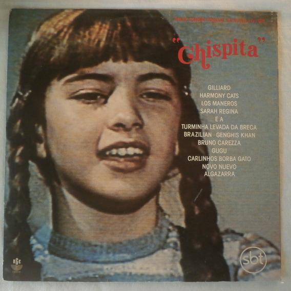 Lp Chispita 1984 Trilha Sonora Original De Novela Seminovo