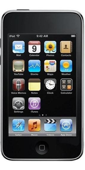 iPod Touch 32gb Usado, 3a Geração, Funcionamento Perfeito.