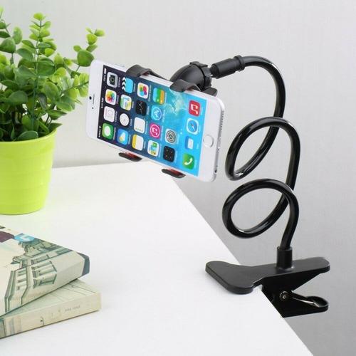 Base Brazo Flexible Soporte Samsung iPhone Celular Holder 1a
