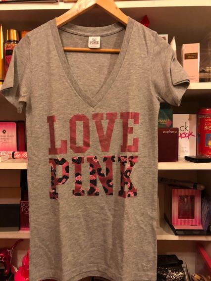 Victoria Secret Pink Remera Edicion Limitada!!!