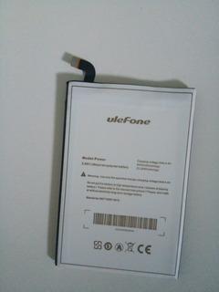 Bateria Do Ulefone Power 6050 Mah Barato Promoção.