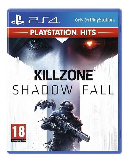 Killzone Shadow Fall Ps4 Midia Fisica Lacrado
