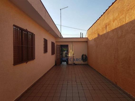 Casa Com 3 Dormitórios À Venda, 178 M² Por R$ 670.000 - Jardim Leila - Guarulhos/sp - Ca3541