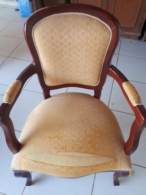 Reforma De Cadeiras