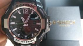 Relógio Casio G-shock Preto - Com Caixa Preta