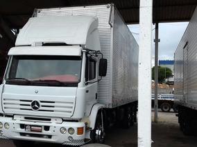 Mb 1720 Truck, 2004, Baú De Alumínio 8,50m! 1620/1618/1513