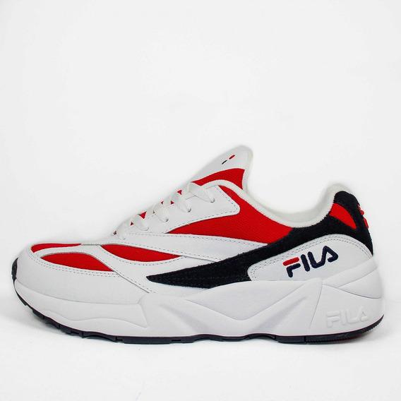 Tênis Fila Venom V94m Footwear Branco/vermelho/azul Original