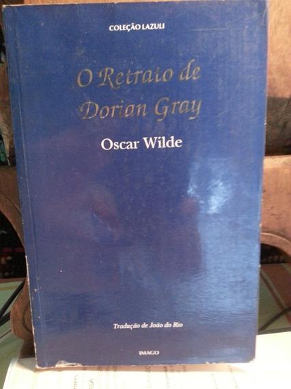 O Retrato De Dorian Gray Oscar Wilde Coleção Lazuli 1ª Ed 93