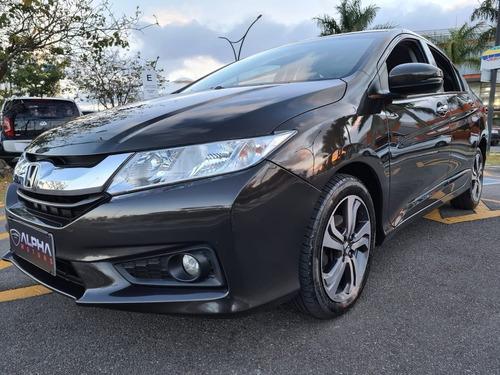 Imagem 1 de 14 de Honda City 1.5 Ex 2015 Completo Top