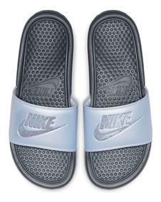 Sandalias Nike Benassi Jdi Dama Originales + Envío Gratis