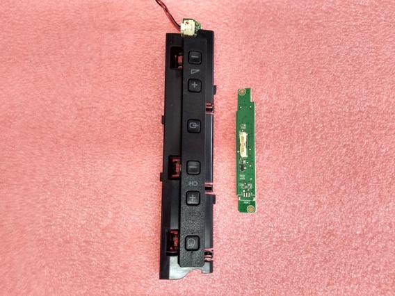 Sensor + Teclado Philips 42pfl4007 42pfl4007g/78