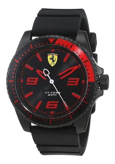 Reloj Ferrari Xx-kers Modelo 0830465 Nuevo,original ,sellado