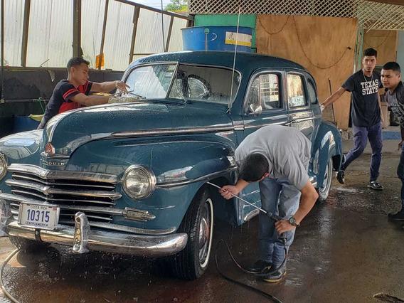 Vendo Plymouth 1948 De Lujo Para Coleccionistas