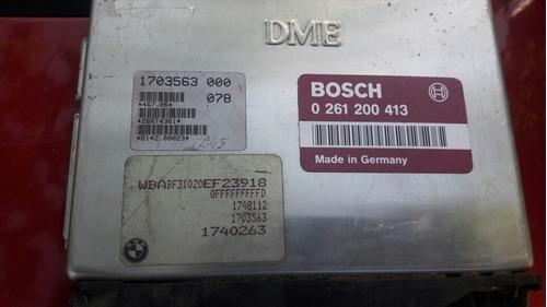 Ecu Bmw 325 Bosch 0261 200 413 Car-diag Electronica