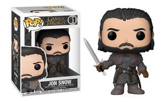 Funko Pop 61 Game Of Thrones Jon Snow Playking