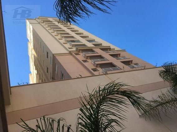 Apartamento Com 2 Dormitórios Para Alugar, 58 M² Por R$ 1.075,00/mês - Santa Maria - Osasco/sp - Ap3477