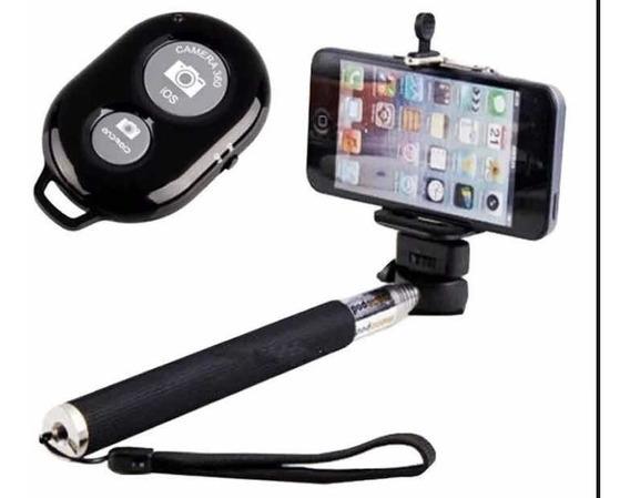 Kit 10 Pau De Selfie Bluetooth - Envio Hoje