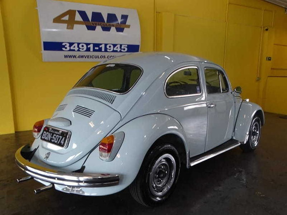 Volkswagen Fusca 1500 2p