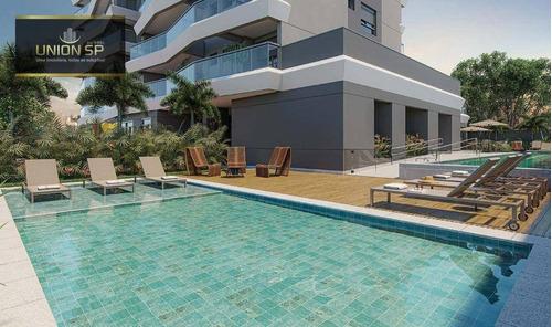 Imagem 1 de 23 de Apartamento Com 4 Dormitórios À Venda, 176 M² Por R$ 3.207.470,00 - Paraíso - São Paulo/sp - Ap50048