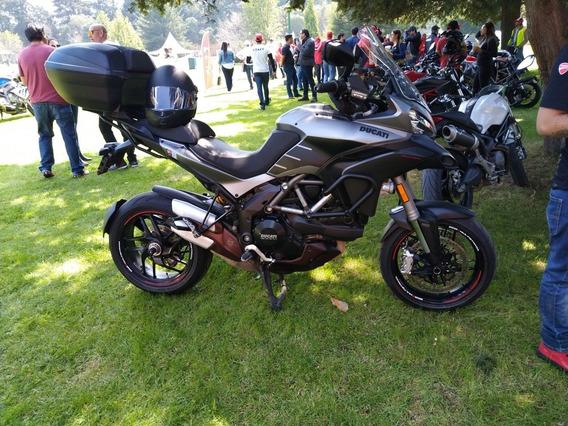 Ducati Multistrada 1200 Gran Turismo