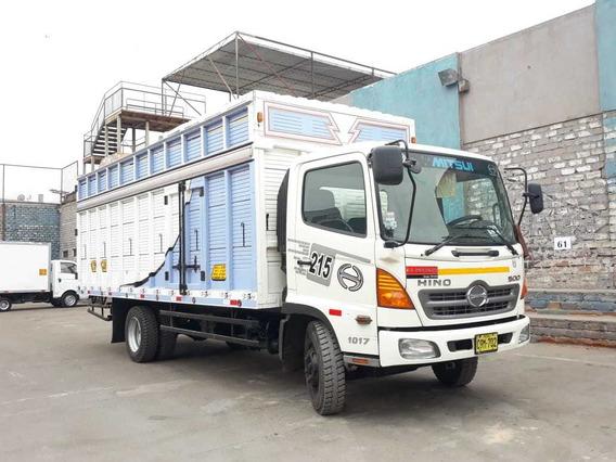 Vendo Camion Hino 500 1017 Del 2012