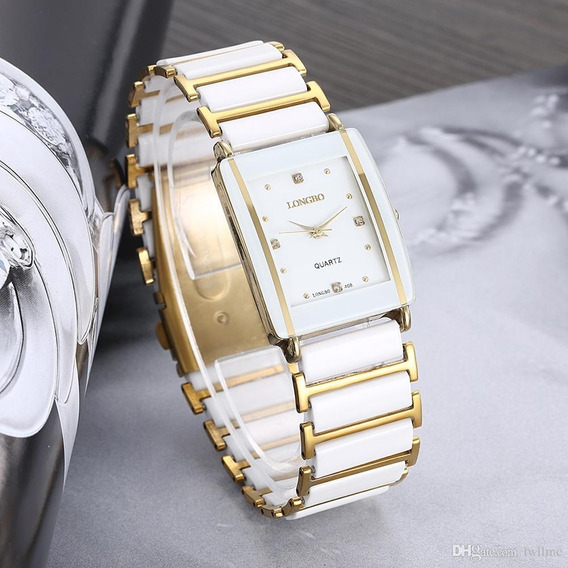 Relógio Feminino Longbo Marca De Luxo Promoção, Relógios