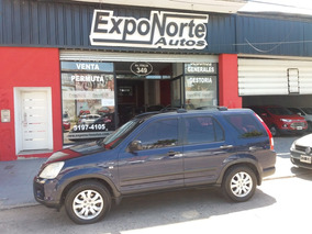 Honda Cr-v 2.4 4x4 Ex-l At 2006