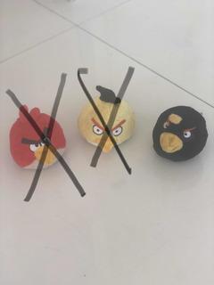 Muñecos Peluche Angry Birds
