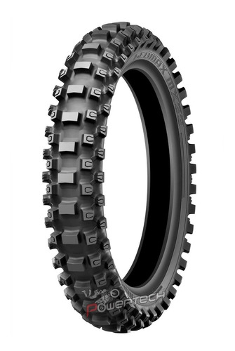 Cubierta Traser Dunlop Mx33 Off Road Motocross 90 / 100 - 16