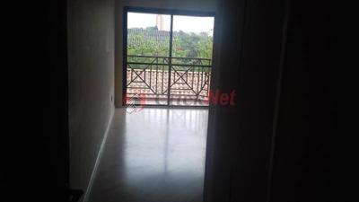 Apartamento Em Condomínio Fechado Para Locação No Bairro Vila Euclides Em São Bernardo - 3726