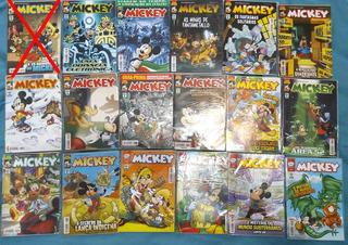 2x Gibis Mickey 800-atual! Vários Números! Escolha O Seu