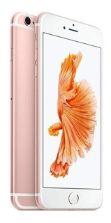 iPhone 6s Plus 32gb Ouro Rosa 2gb Ram Lacrado 1 Ano Garantia
