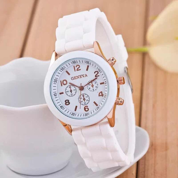 Nuevos Relojes De Moda De Mujer Geneva