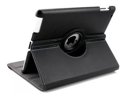 Capa Case Giratória 360° Couro iPad 6 iPad Air 2 A1566 A1567